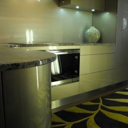 View Photo: Curved Kitchens Design