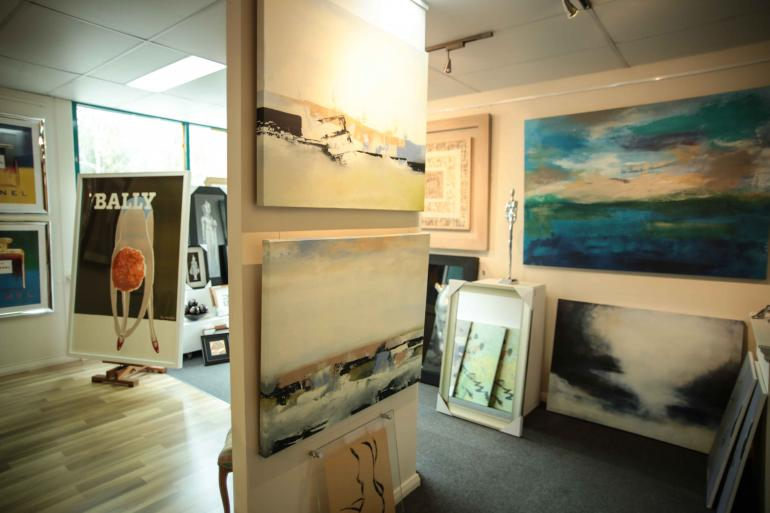 View Photo: Art on show in Waterloo