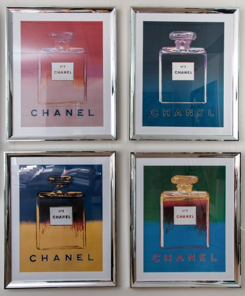 View Photo: Chanel prints
