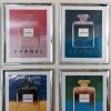 Chanel prints