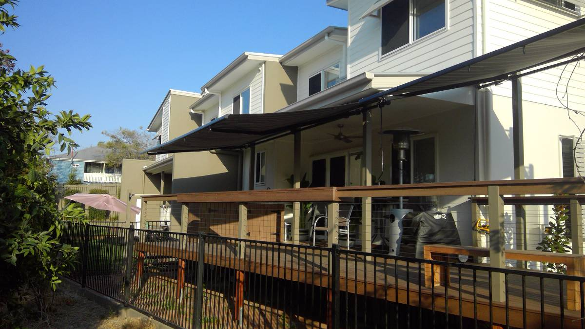 View Photo: Apartment Awnings