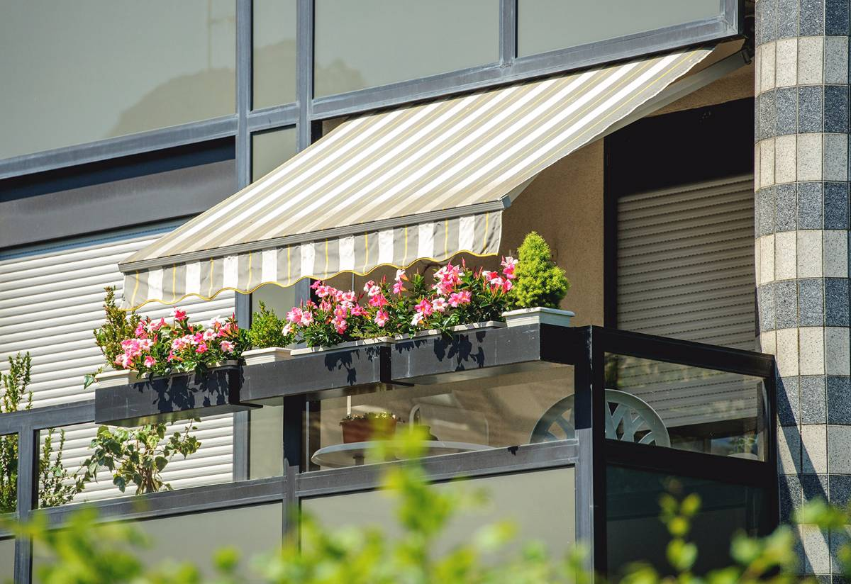 View Photo: Fixed Awning