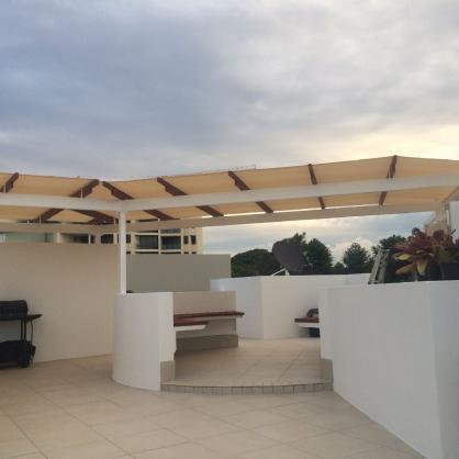 View Photo: Large Fixed Shade Structure