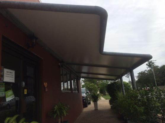 View Photo: Large PVC Shade Structure
