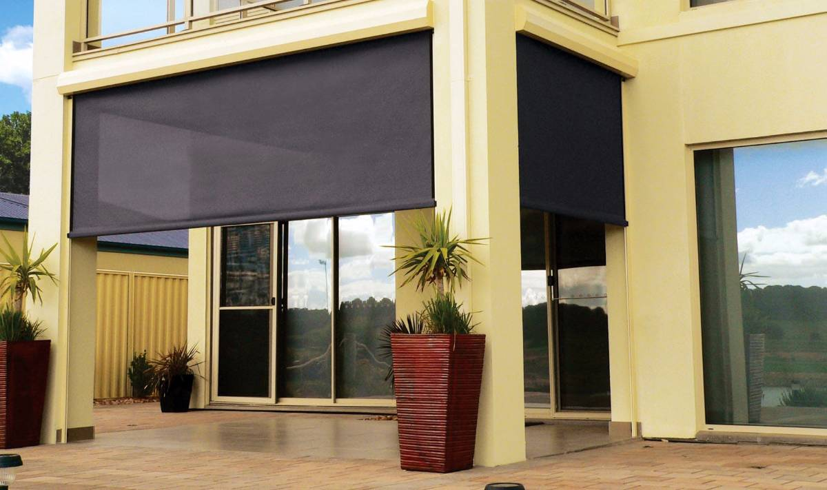 View Photo: Residential Patio/Balcony Shade Blind