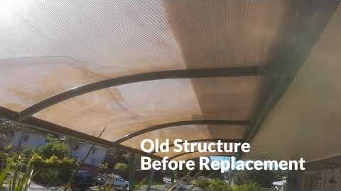 Watch Video : Creative Shade Solutions - Installing PVC Shade Structure