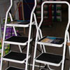Fold away Step Ladders