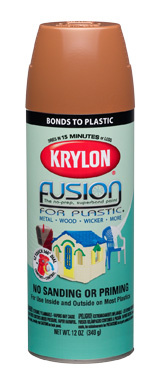 View Photo: Krylon Fusion for Plastic Spray Paint