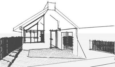 View Photo: Claremont Sketch design