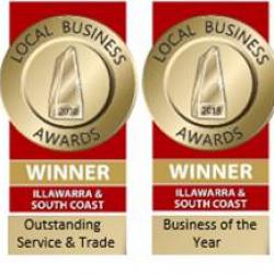 View Photo: Curran Plumbing Local Business Awards