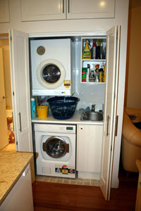 View Photo: Laundry Storage