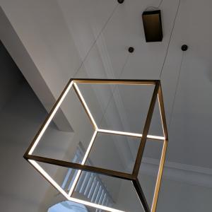 View Photo: Cube pendant