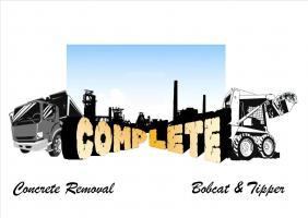 complete concrete removal