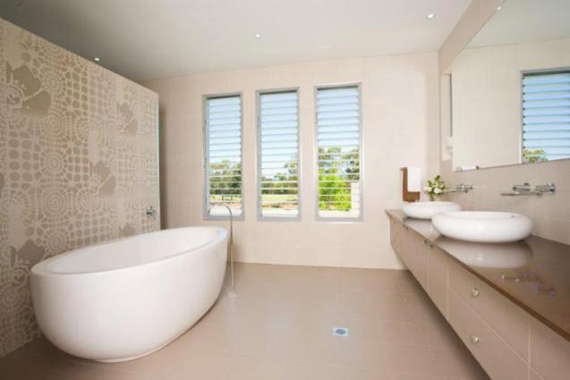 View Photo: Bathroom surfaces