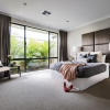 5-star master suite - the Nine display home