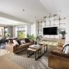Ginsberg I - Display Home - Living
