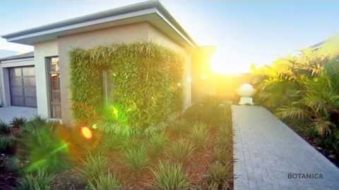 Watch Video : The Botanica Walk Through - Modern Home Designs