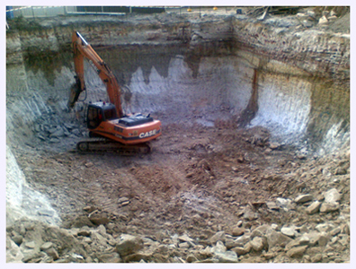 View Photo: Bulk Excavation