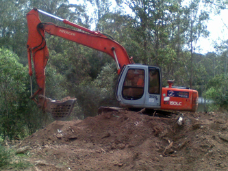 View Photo: Hire Out Excavators and Equipment
