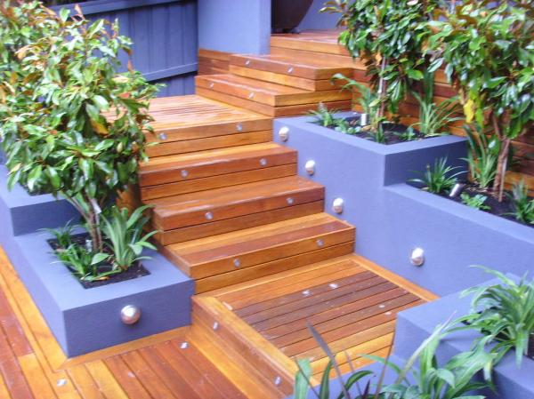 View Photo: Balwyn deck steps