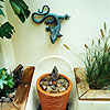 Coiled Pot Water Feature