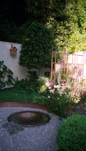 View Photo: Copper Plated Garden Design
