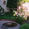 Copper Plated Garden Design