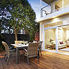 Decking and Outdoor Entertainment Area