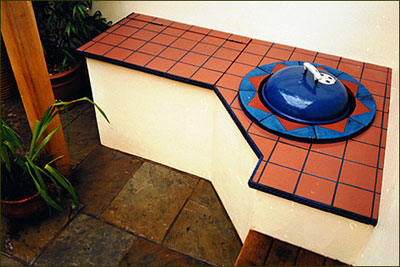 View Photo: Featured Outdoor BBQ Design