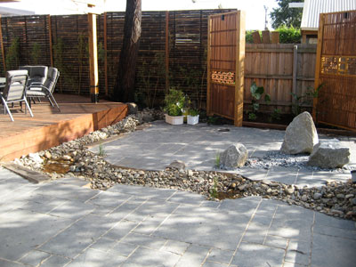 View Photo: Paving, Screens and Decking in Caulfield