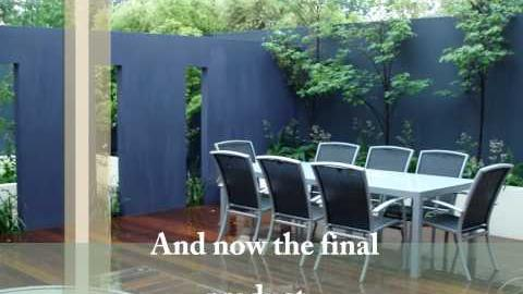 Watch Video: Balwyn Landscape Project