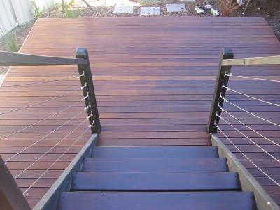 View Photo: Merbau Deck After Treatment