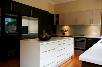 View Photo: Kitchen Contrasts