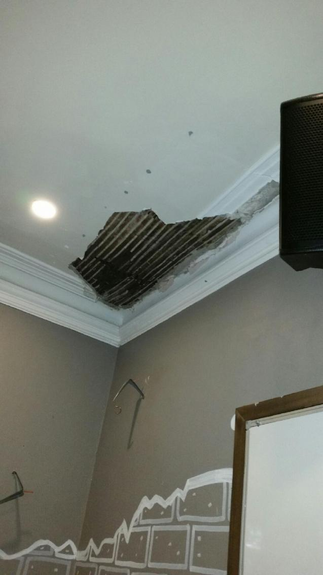 Read Article: Ceiling Collapse- Lath Plaster