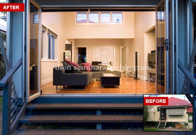 Renovation Annerley, Brisbane