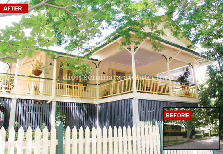 Renovation Auchenflower, Brisbane