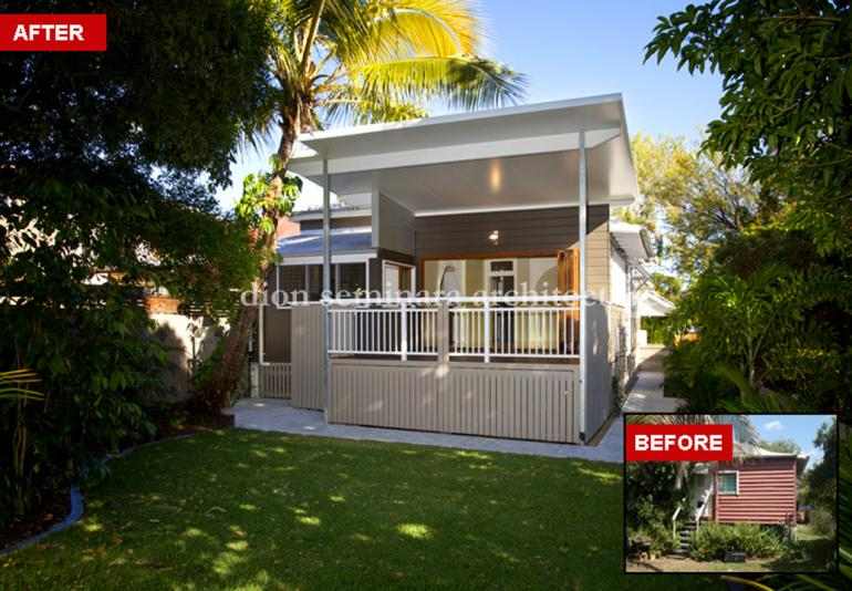 Renovation East Brisbane