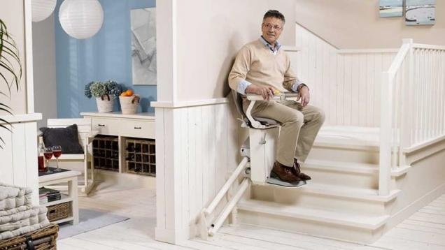 Read Article: 8 Reasons Why Installing a Stair lift Will Provide More Comfort & Convenience