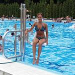 Independent access to a swimming pool this Summer