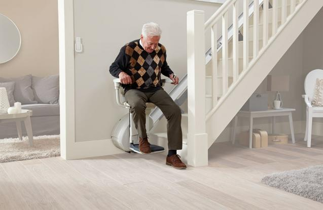 Read Article: What are the benefits of installing a stair lift at home or in a public place?