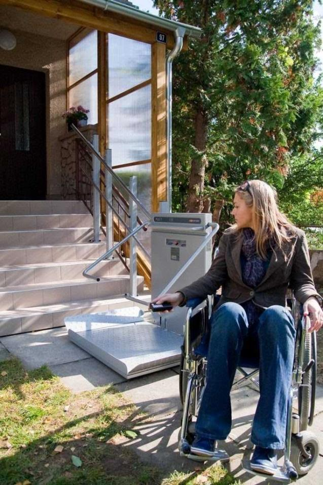 Read Article: Wheelchair lift for your home or organisation?