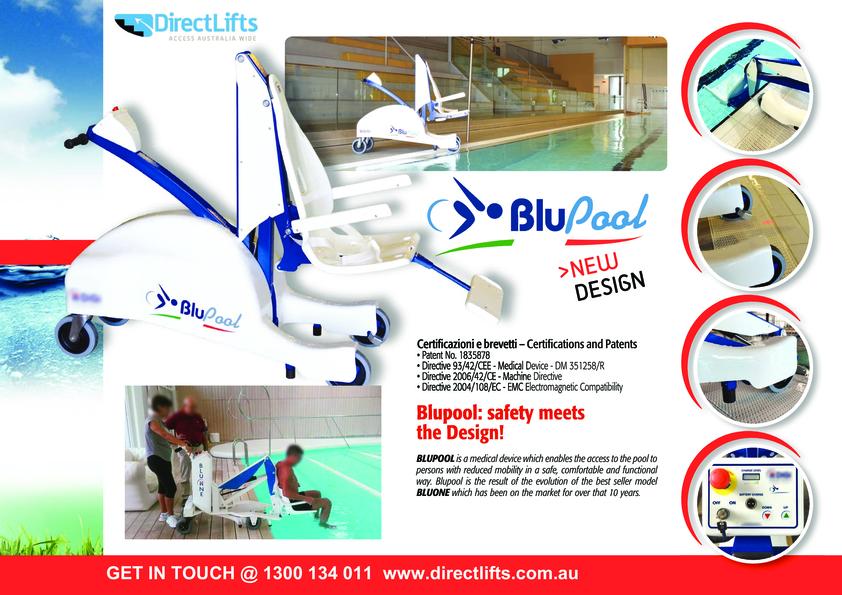 View Brochure: Pool Hoist Lift