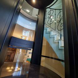 View Photo: Actual Rounded Lift Install in Sydney