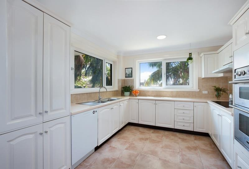 Acoustic double glazed upvc replacement windows for kitchen