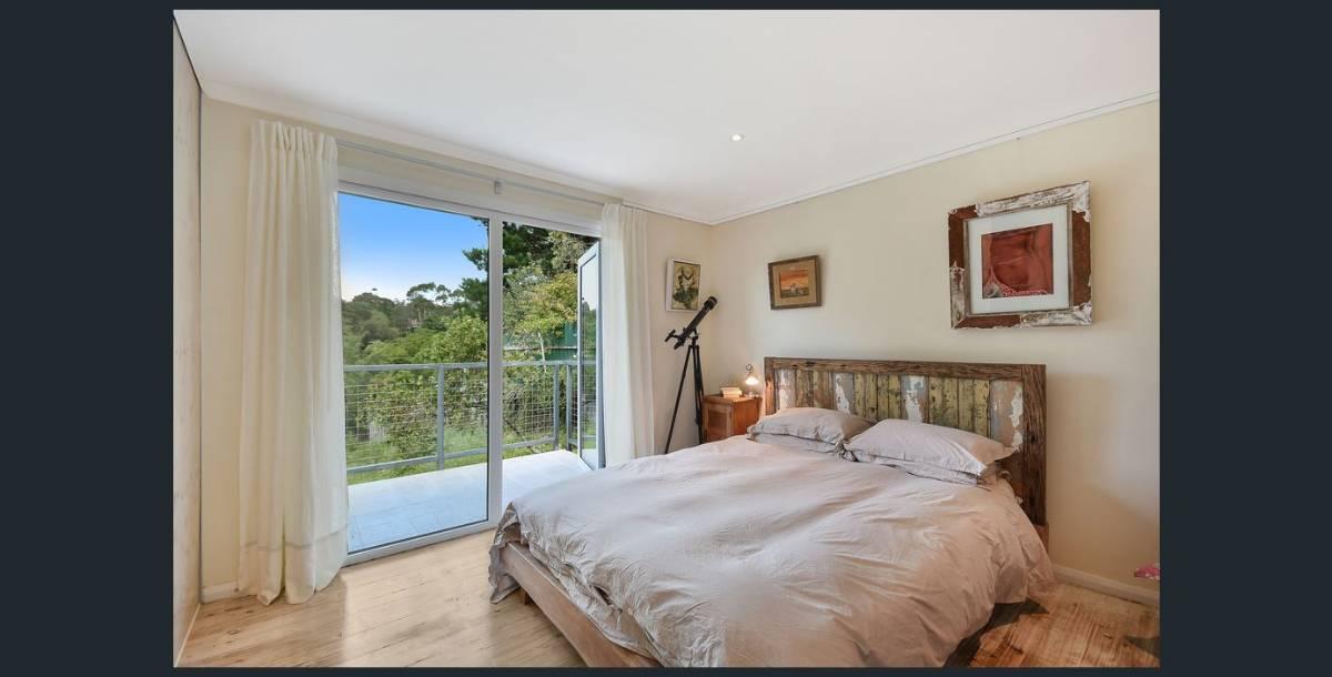 View Photo: Bedroom Casement Door Triple Glazed