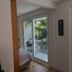 View Photo: Bedroom sliding balcony door