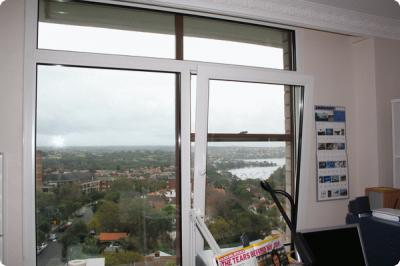 View Photo: Secondary windows: acoustic tilt & turn window