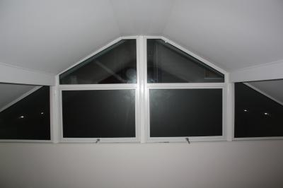 View Photo: Upvc double glazed shape custom design windows