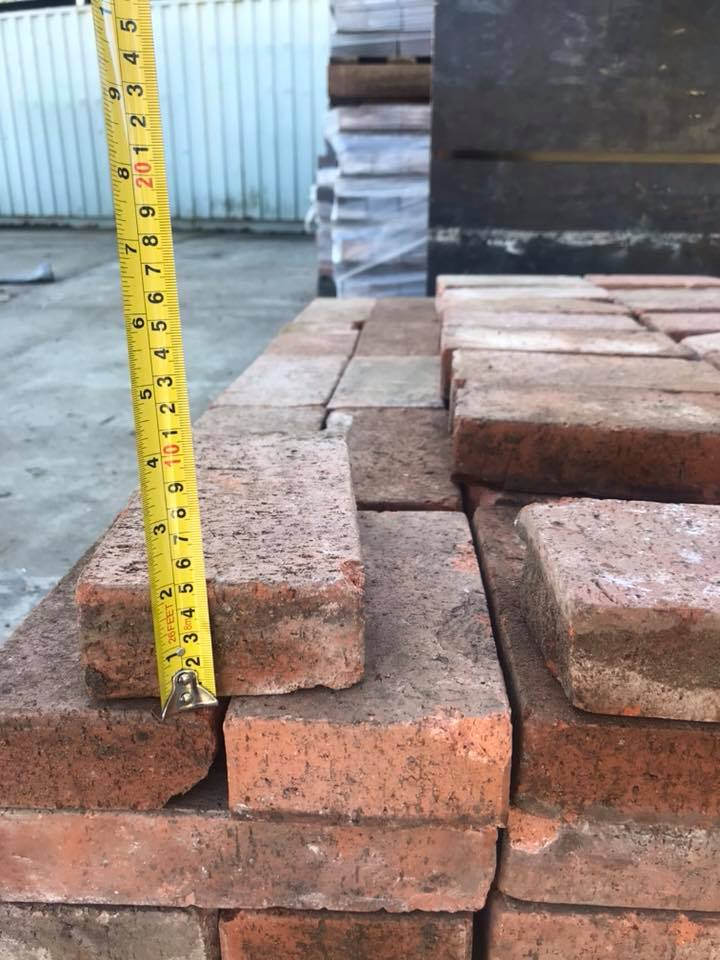 View Photo: Brick Pavers size 230*114*50mm