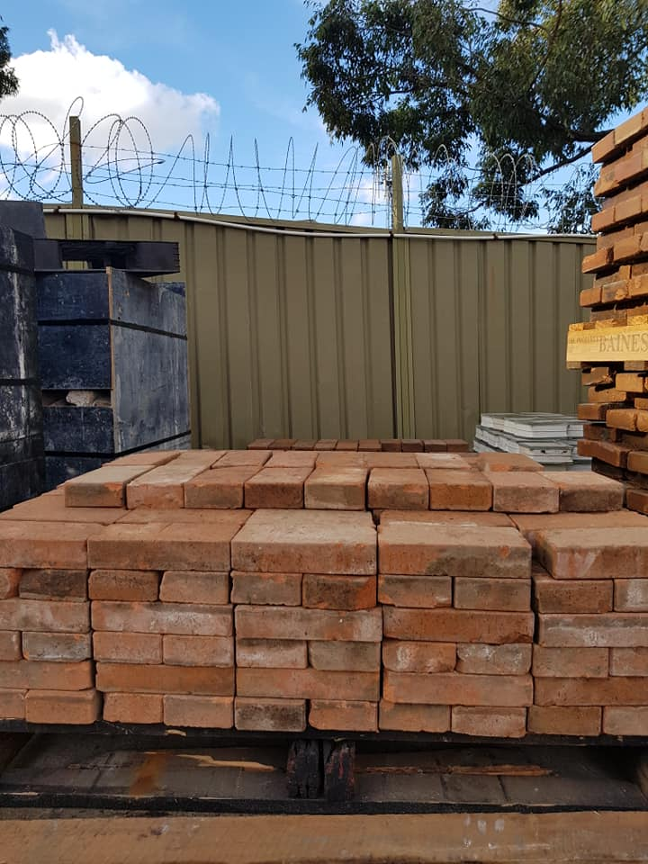 Brick Pavers size 230*114*50mm